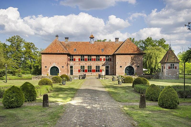 Breckelenkamp, foto archief Huis te Breckelenkamp