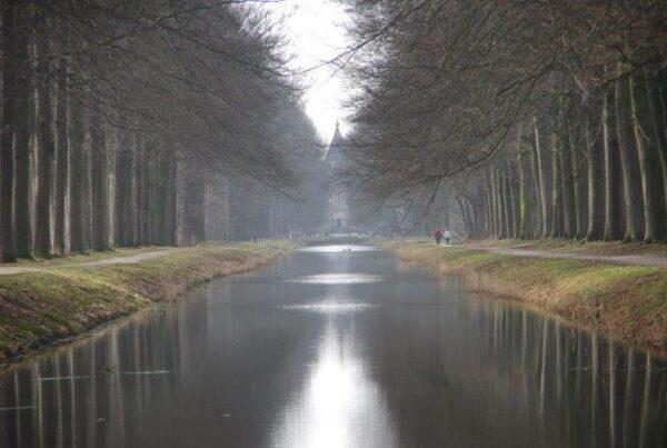 Renswoude vanaf water